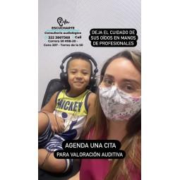 Audifonos Medicados - Pacientes felices Cali